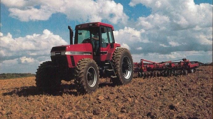 la cote agricole d 39 occasion des tracteurs case ih magnum 7210. Black Bedroom Furniture Sets. Home Design Ideas
