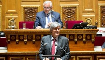 Stéphane Le Foll, ministre de l'Agriculture au Sénat.