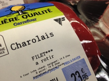 Interbev lance un étiquetage simplifié obligatoire de la viande dans les Gms