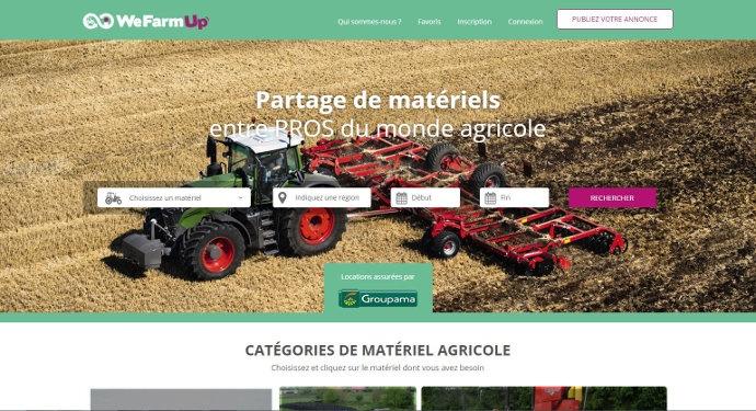 Wefarmup blablacar tracteur agricole - Salon du materiel agricole ...