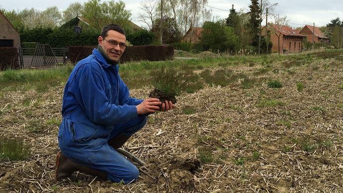 J.-M. Burette: «Je réserve 5 à 10% de mon revenu en budget R&D sur ma ferme»