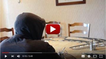 D�sesp�r�, un jeune �leveur laitier accuse Lactalis dans une vid�o anonyme
