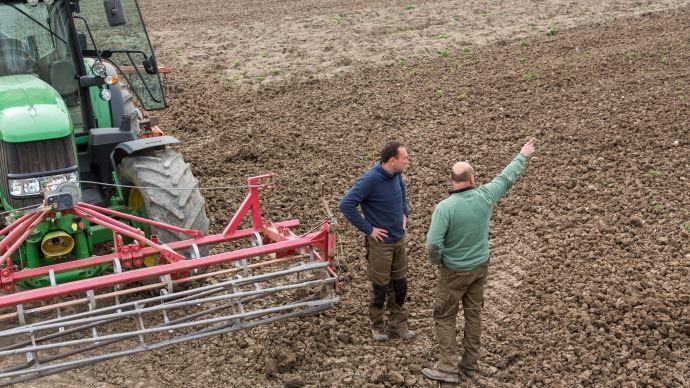 Le coaching de la chambre d 39 agriculture du rh ne pour les fermes en crise - Chambre d agriculture du bas rhin ...