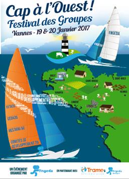 Cap sur la Bretagne pour le festival des groupes