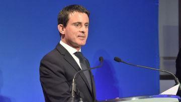 Avec  Manuel Valls, une politique «en rupture avec le modèle d'après-guerre»