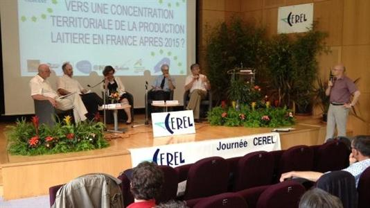 Journ�e Cerel sur les cons�quences territoriales de la fin des quotas en 2015