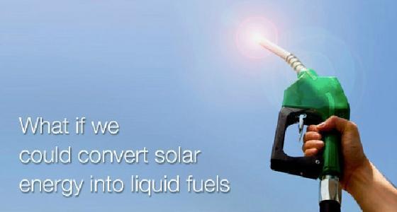 Du carburant synth�tis� avec du soleil et du CO2 par des bact�ries en 2014 !
