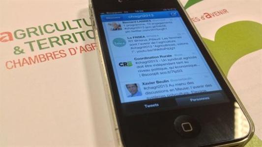 Les élections chambres d'agriculture 2013 sur les réseaux sociaux