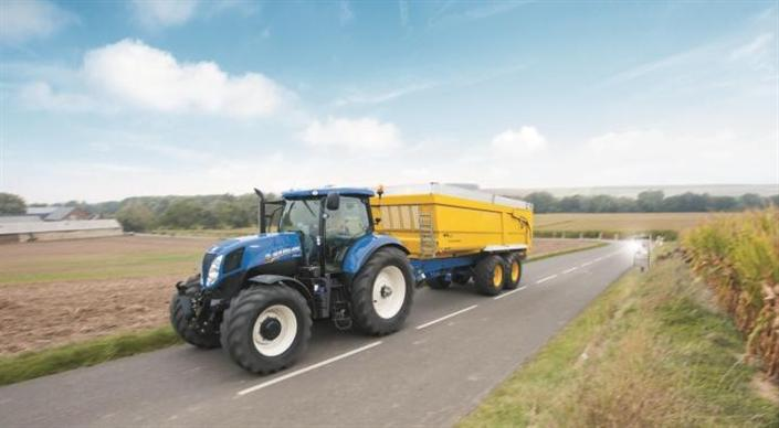 tracteur t7 de new holland