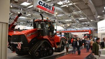 Tracteur Case IH Quadtrac 620