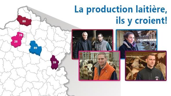Installation en élevage laitier