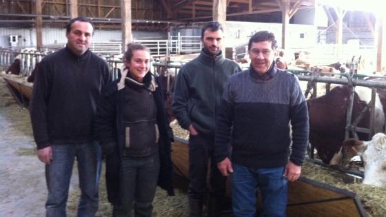 Reportage sur la ferme de Philippe