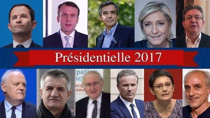 Dossier spécial : Présidentielle 2017