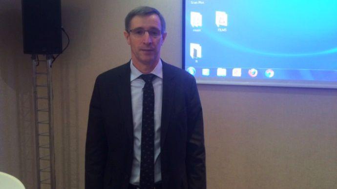 Dominique Chargé, président le la Fncl