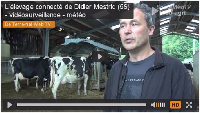 Didier Mestric La grande Métairie