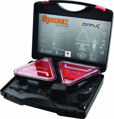 Très pratique, le coffret de rangement permet de conserver le kit en sécurité, notamment