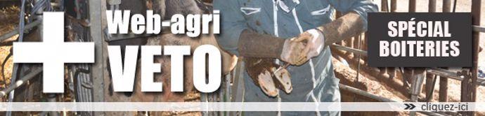 Web-agri Véto spécial boiteries et parage