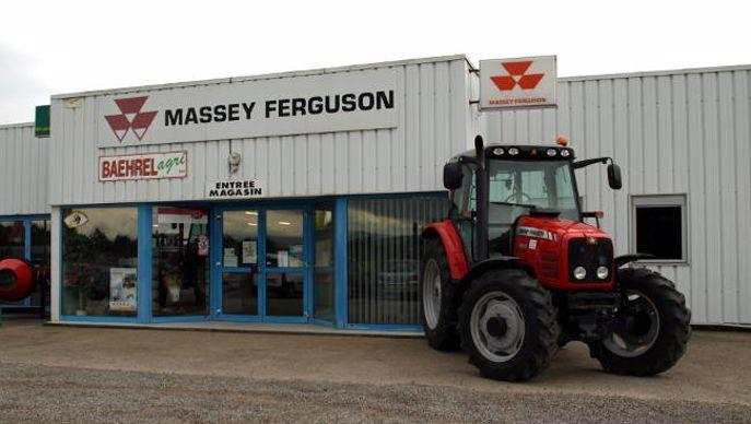 concession Massey Ferguson Bahrel Agri