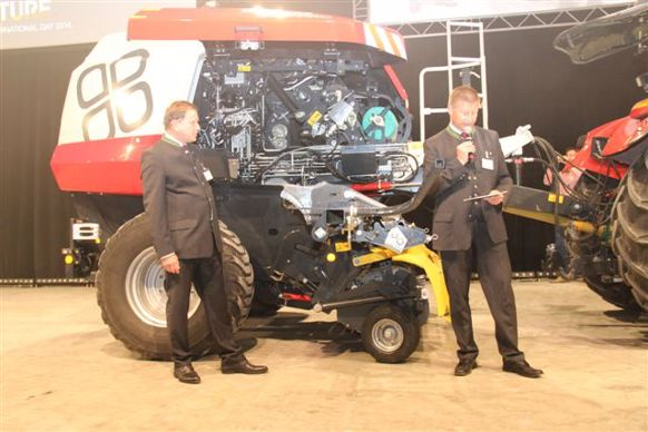 Pottinger Impress 155 V Pro - 3