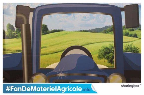 Tracteur Matagri