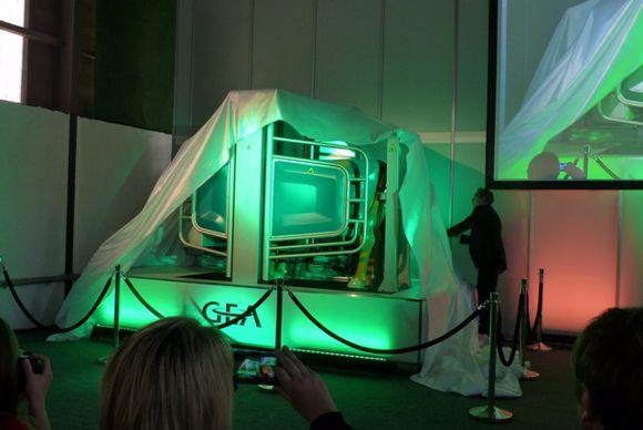 GEA dévoile son robot monobox complétant la gamme