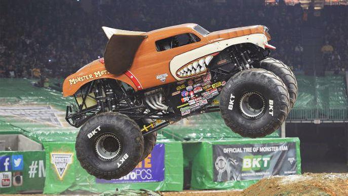 truck monster jam