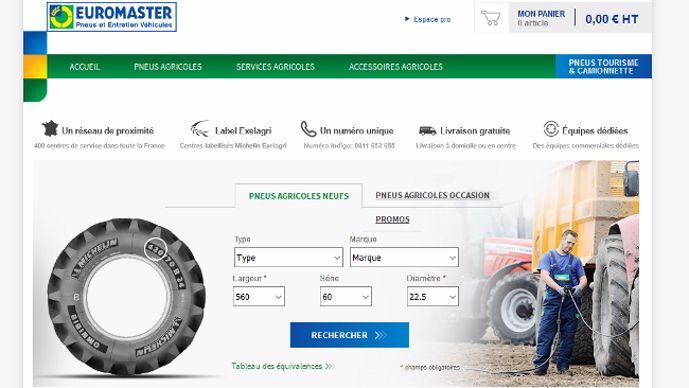 site euromaster