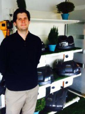 Kévin Henriet lance Global Services Robotic.