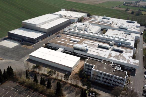 Le site de production de Stihl à Weinsheim spécialisé dans le magnésium.