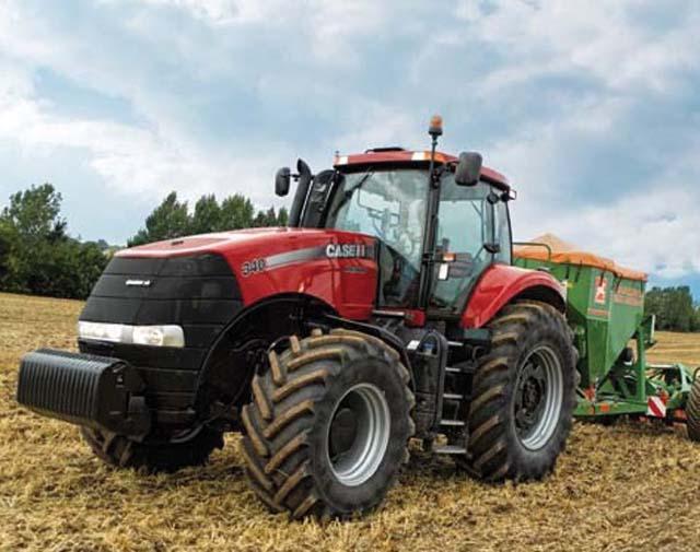 Fiche technique tracteur case ih magnum 260 de 2013 for Case agricole