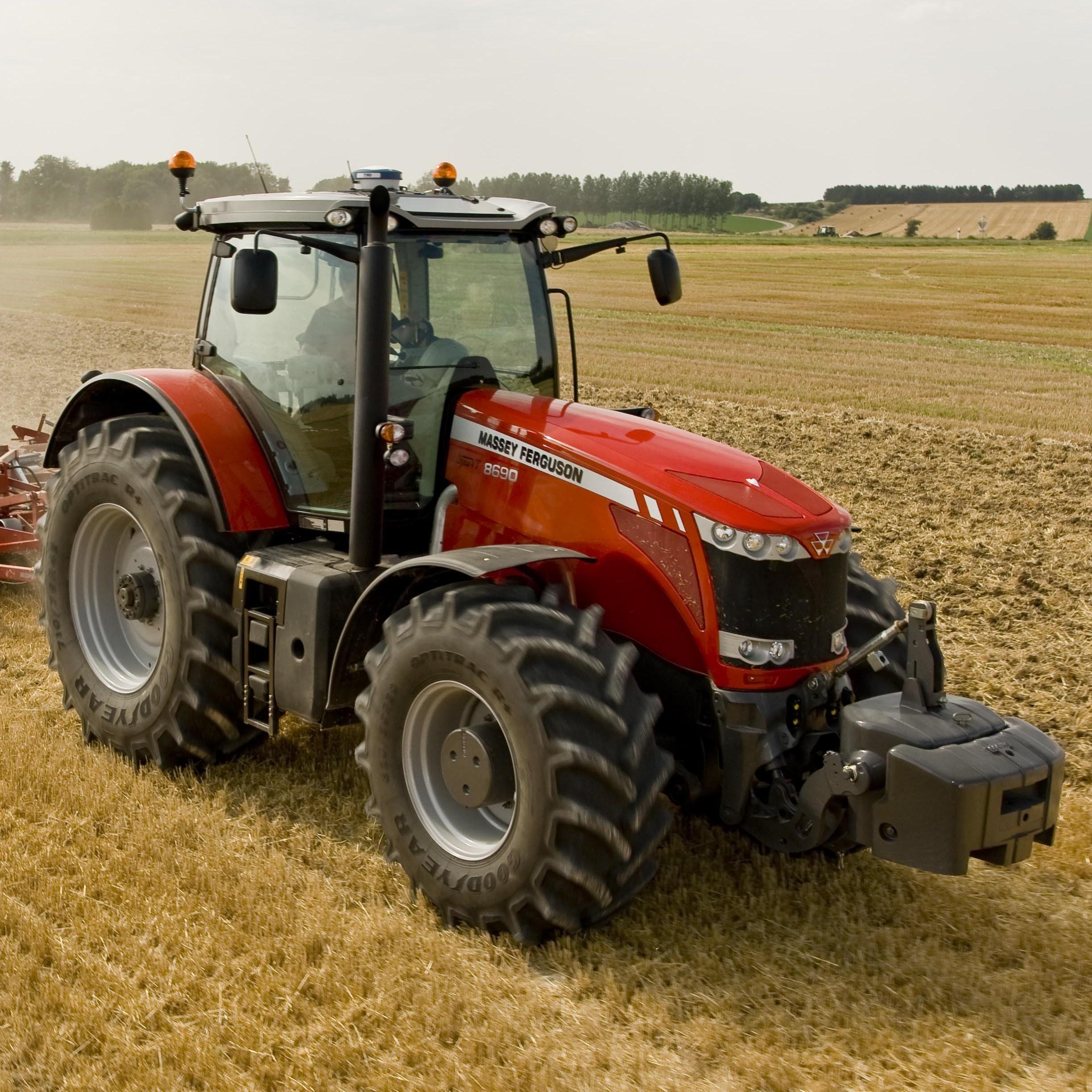 Fiche technique tracteur massey ferguson 8680 de 2011 - Image tracteur ...