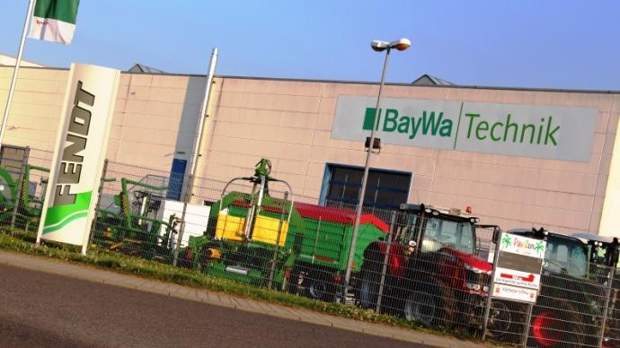 Toutes activités confondues la coopérative Baywa Technik réalise plus de 16 milliards de chiffre d'affaires.