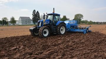 Plus de 60 % des exploitations françaises ont un tracteur de 150 ch et plus