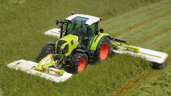 Tracteur claas arion stage iv tracteurs claas 4 cylindres de 90 140 ch - Cars et les tracteurs ...