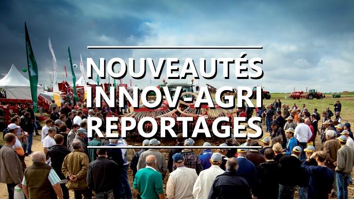 Innov'Agri : les nouveautés