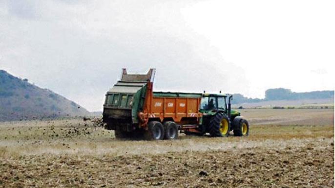 Utilisation des boues d'épuration en agriculture