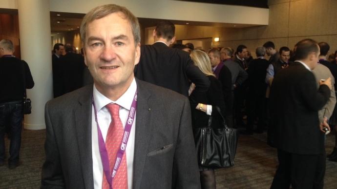 Emmanuel Hyest, président de la Fnsafer