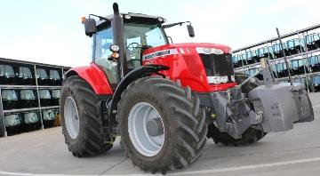 Des tracteurs aboutis