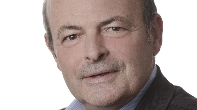 Michel Tramier, directeurgénéral de Kverneland Group France