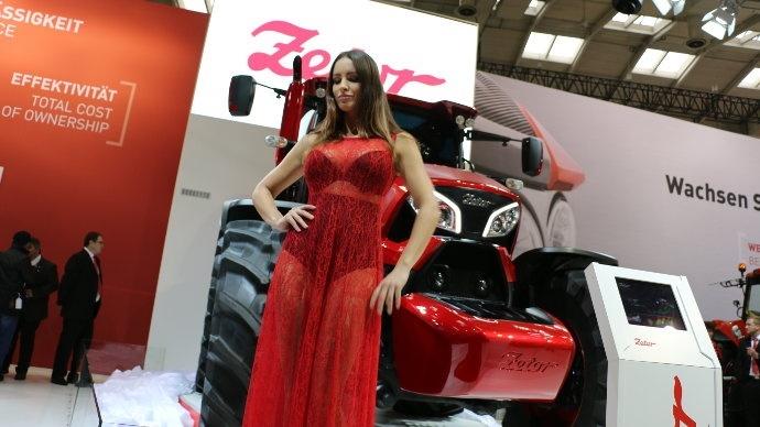 Tracteur concept Zetor