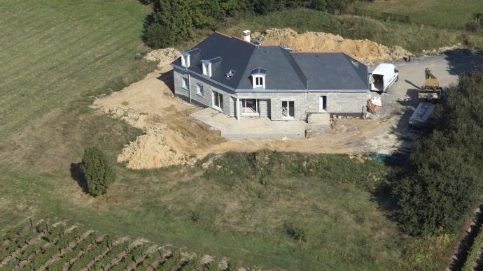 Construire sa maison d 39 habitation en zone agricole for Construction piscine zone agricole