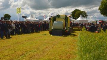 Le Salon de l'herbe et des fourrages de retour dans l'Allier les 1er et 2 juin