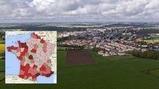 Disparition des terres agricoles en France