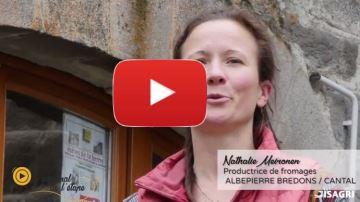 Le régional de l'étape: Nathalie, éleveuse de vaches dans le Cantal