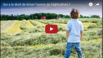«La bataille des producteurs de lait » chante le désespoir de l'agriculture
