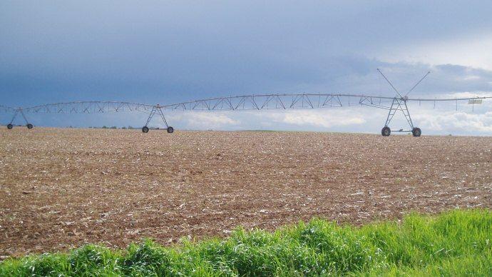 Avec des cours des métaux en baisse depuis plusieurs années, les vols de câbles, notamment d'irrigation, se font moins nombreux.