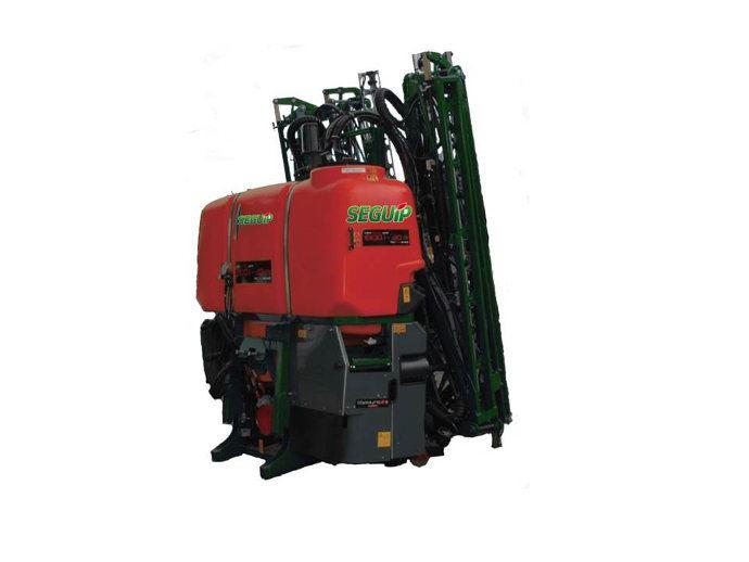 Seguip présente un nouveau modèle de 1800 litres pour sa gamme de pulvérisateurs portés