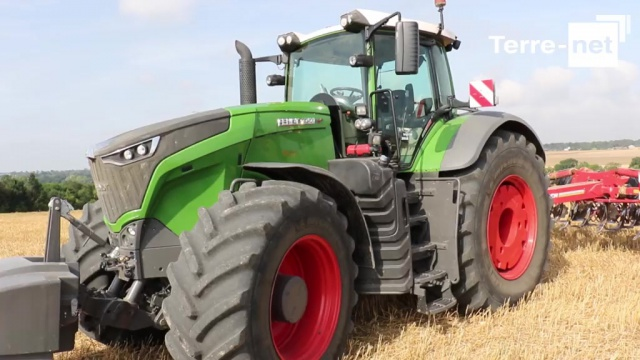Video Le Fendt 1000 Vario Debarque Enfin En France