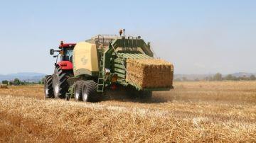 Un tiers des agriculteurs échangent de la paille ou des grains contre du fumier