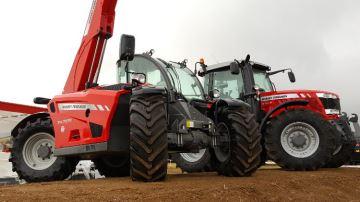 Les Massey Ferguson TH débarquent sur Innov-Agri